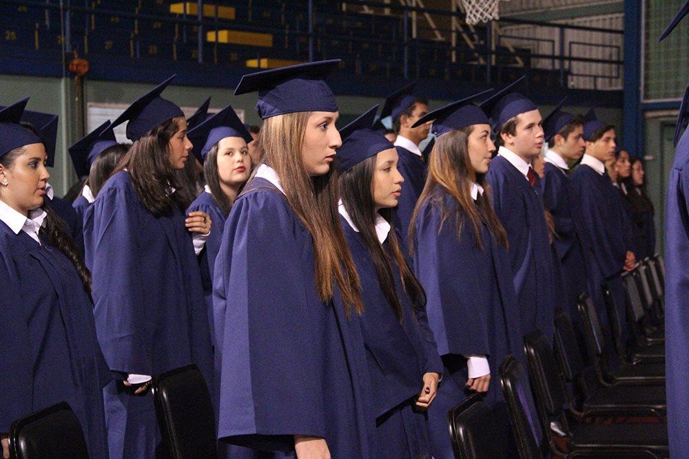 Graduación Secundaria IPICIM 2014