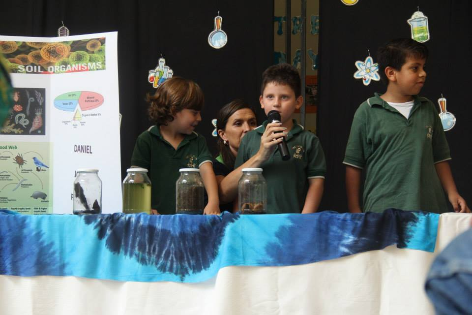 Science Fair Preescolar 2015