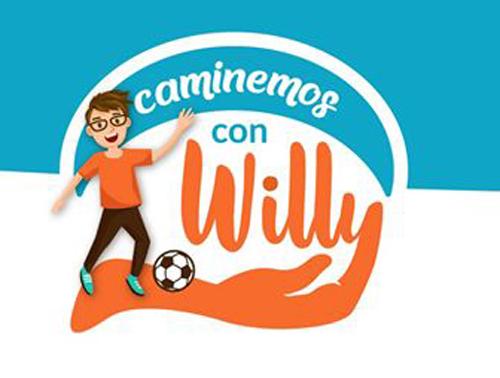 campana-caminemos-con-willy