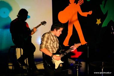 Show de música Colegio