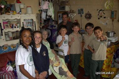Donaciones de la escuela ipi cim