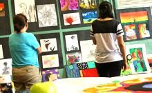 Arte en la Feria del Conocimiento IPICIM