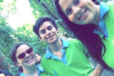 Gira del colegio Costa Rica