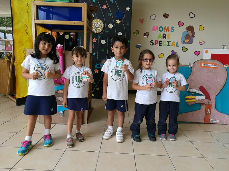 Outstanding Students!! IPICIM agosto 2017