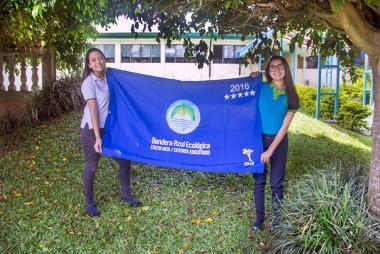 bandera-azul-5-estrellas-ipicim-2017