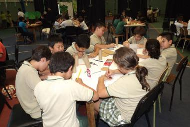 Escuela Educación ambiental