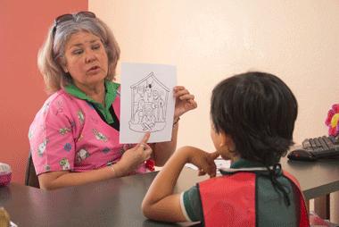 Fonoaudiología, Terapia de lenguaje, voz y habla