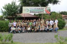 Colegio Isaac Martin Congreso Generación Verde