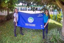 Bandera Azul 5 estrellas IPICIM