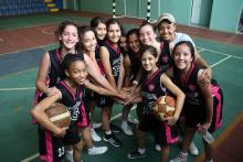 Colegio Isaac Martin Equipo Baloncesto Femenino