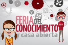 Colegio Isaac Feria del Conocimiento