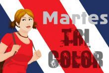 Colegio Isaac Martin Día Tricolor