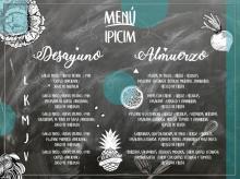 menú Ipicim