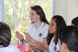 Visita Tapestry Highschool en Costa Rica