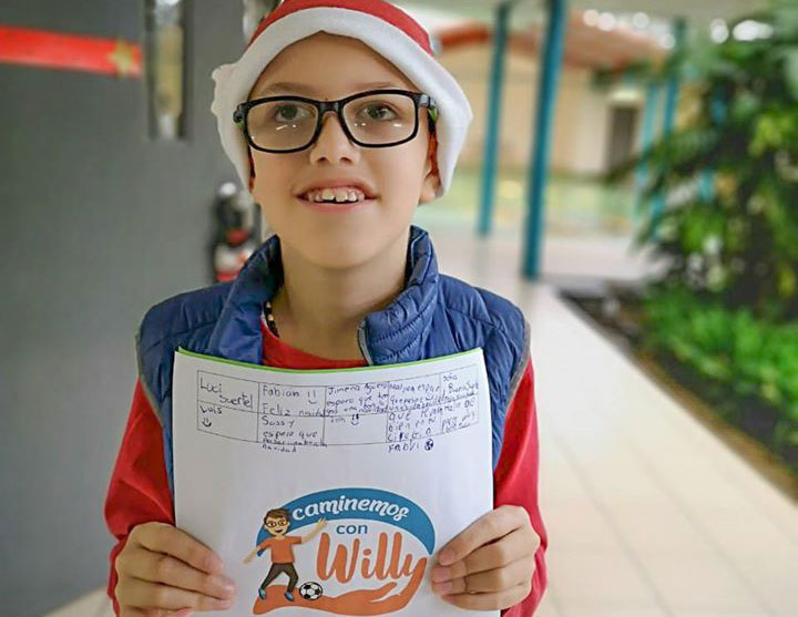 caminemos-con-willy-entrega
